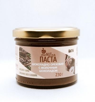 Паста шоколадно-ореховая (молочный шоколад)